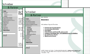 Screenshot schreiberundpartner.net